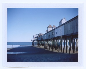 Old Orchard Beach back dock