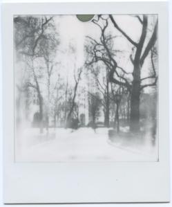 Snowstorm Madison Sq Park