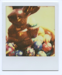 Rabbit & Eggs 1