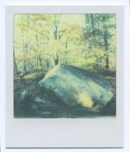 Harriman State Park rock