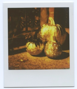Metalic Pumpkins