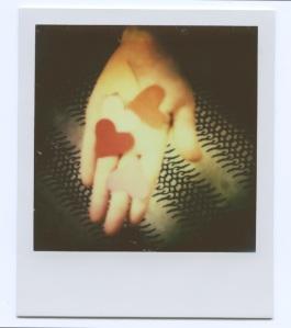 Valentine's Hand