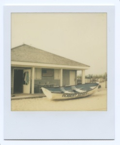 Robert Moses Boat