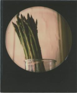 Asparagus in Circle